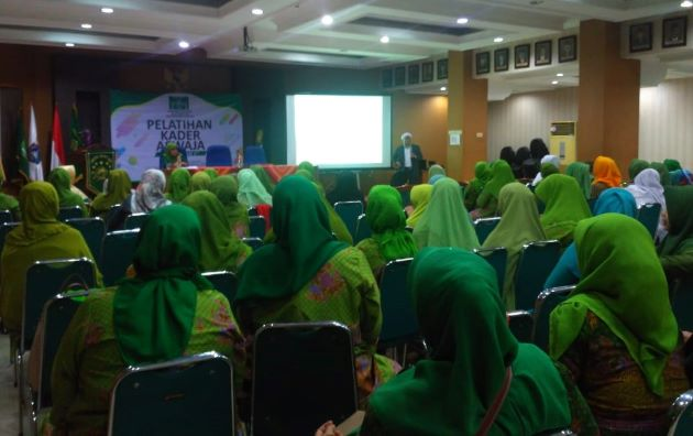Muslimat NU Jakarta Kembali Perkuat Kader dengan Pemahaman Aswaja