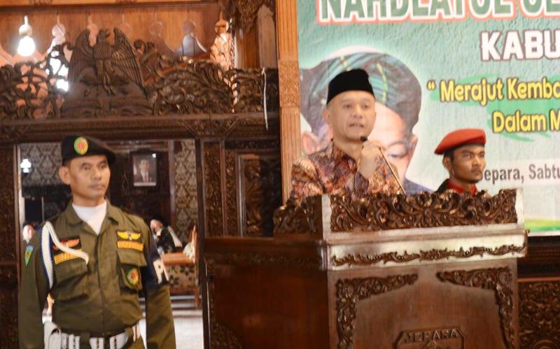 NU–Muhammadiyah Jepara Gagas Gelar Halal bi Halal Bersama hingga ke Desa