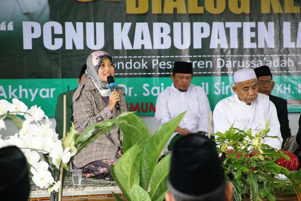 Wakil Gubernur Lampung Ajak NU Dukung Program Kerakyatan