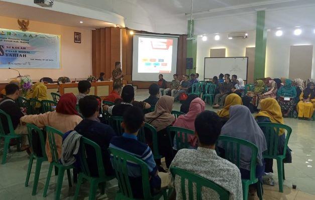 Ansoruna Gelar Sekolah Pasar Modal di Malang dan Pasuruan
