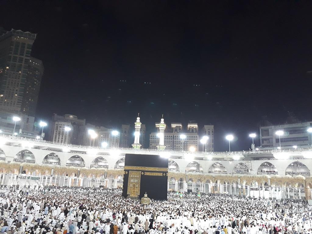 Raja Salman Undang 1.000 Keluarga Syuhada Palestina untuk Haji
