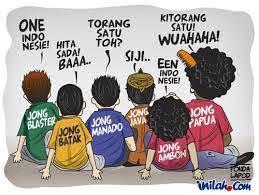 Nilai Multikultural Siswa MTs Nurul Ihsan Cibinong Tahun 2018
