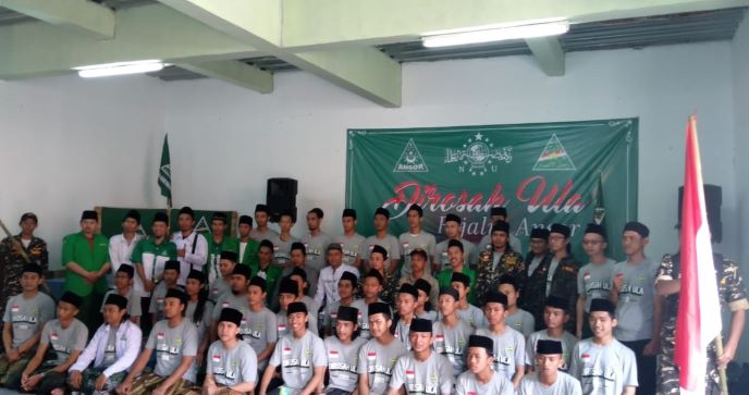 Upaya Rijalul Ansor Parongpong Bandung Barat Dorong Ajengan Manfaatkan Media