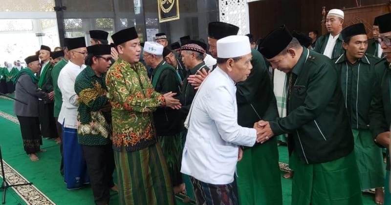 Perkuat Pemahaman Islam Moderat, MKNU Hadir di Sumsel