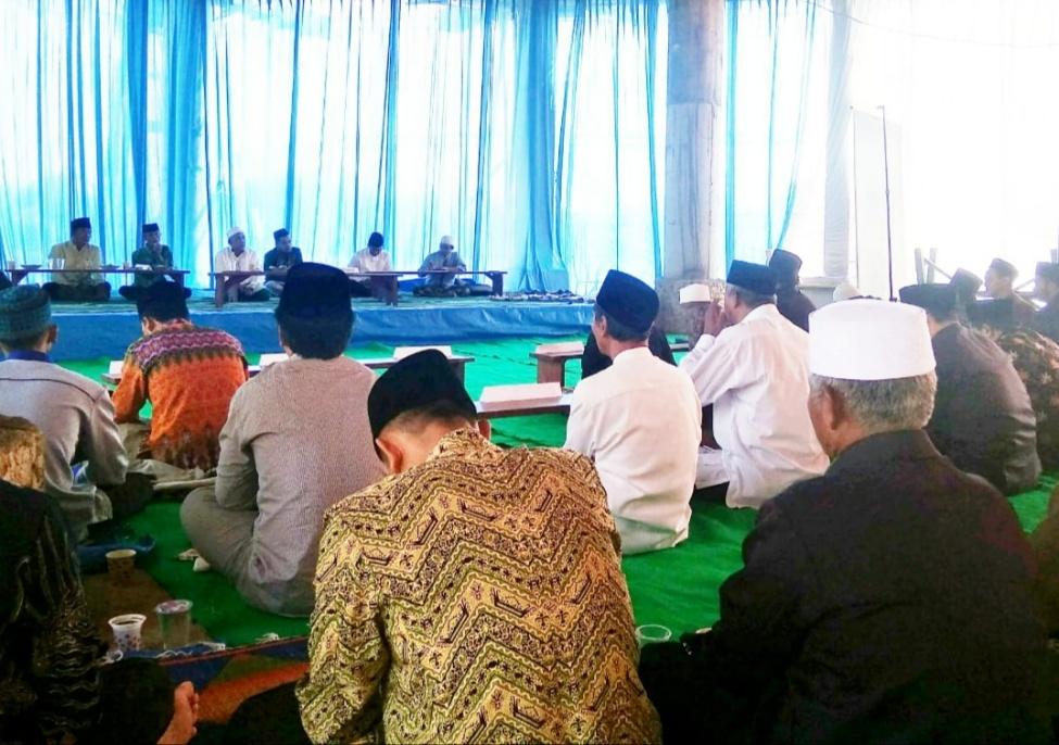 Rais Syuriyah NU Lampung Minta Hasil Bahtsul Masail Segera Dibukukan