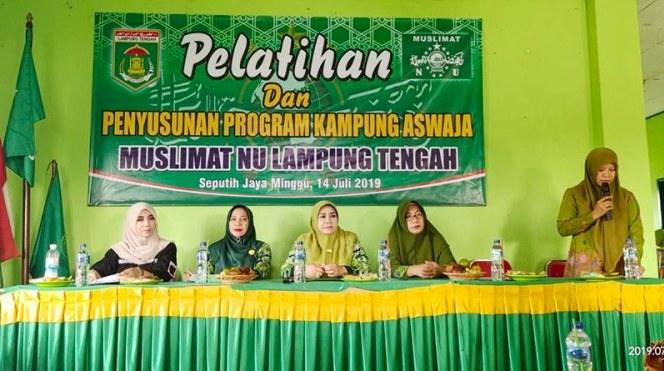 PW Muslimat NU Lampung: Keluarga Garda Terdepan Cegah Radikalisme