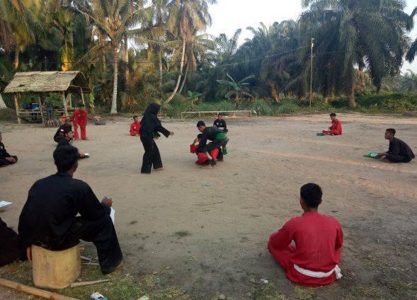 Pagar Nusa Inhil Gelar Diklat Pelatih dan Wasit Juri