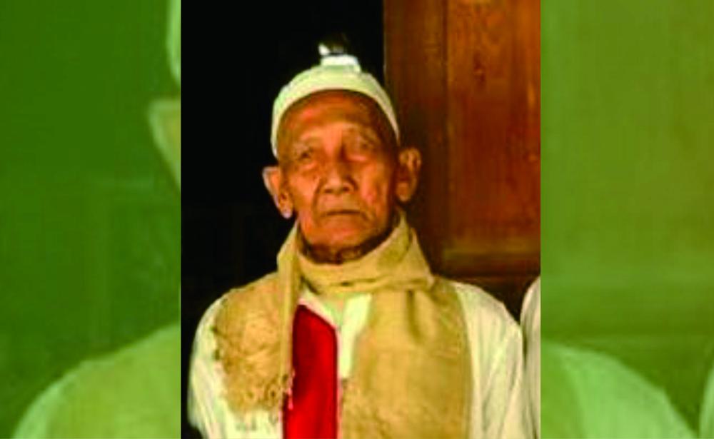 Innalillahi, Sesepuh NU Klaten Kiai Muslimin Juwiring Wafat