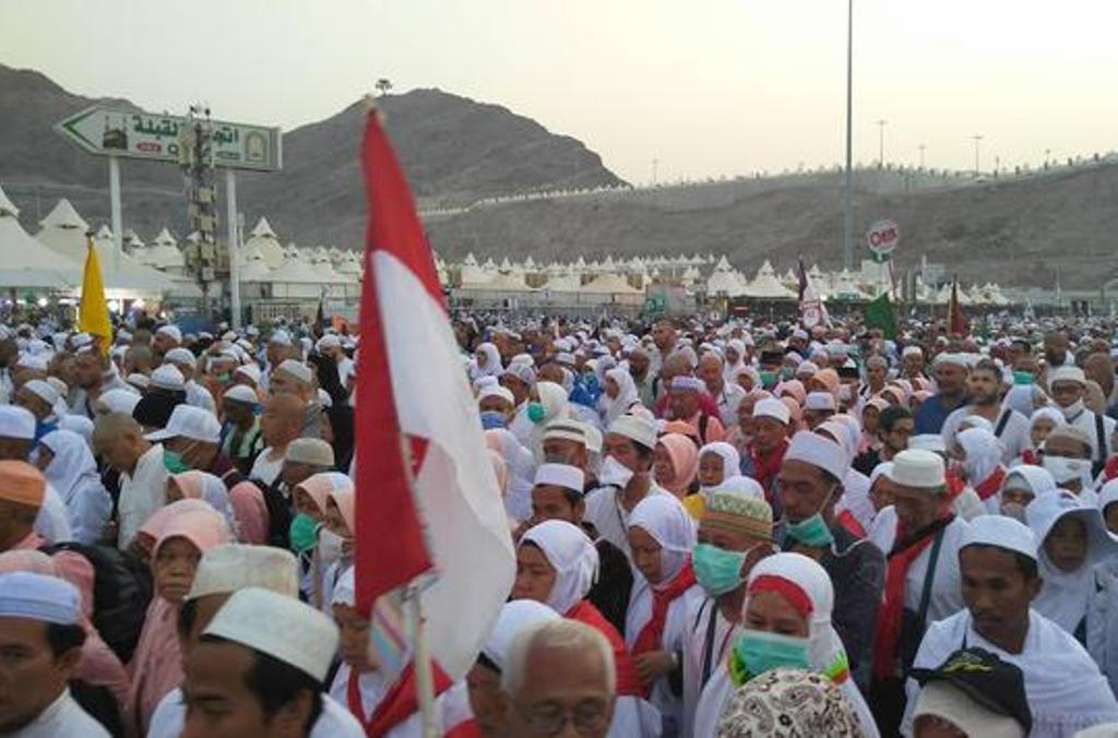 Di Hari Ke-12, 75.089 Jamaah dan 925 Petugas Haji Sudah Berada di Arab Saudi