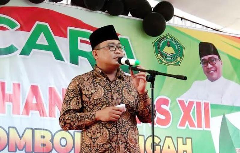 Kemenag NTB Ajak Kepala Madrasah Jadi Pelopor Tangkal Radikalisme
