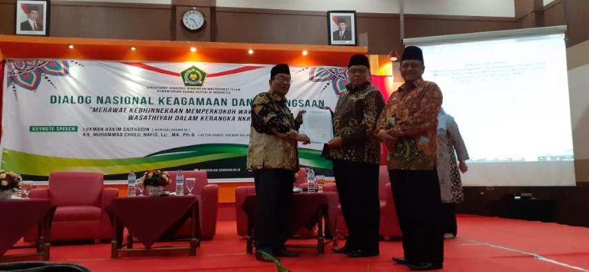 Dialog Nasional Keagamaan dan Kebangsaan Hasilkan Sembilan Rekomendasi