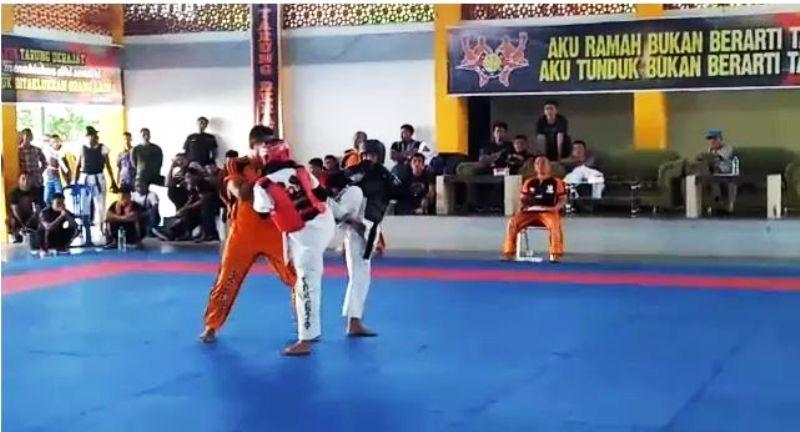 Pesantren Darul Khabibi Lombok Tengah Tuan Rumah Kejuaraan Karate