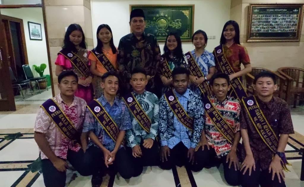Remaja Masehi Injil di Minahasa Bangga dengan NU