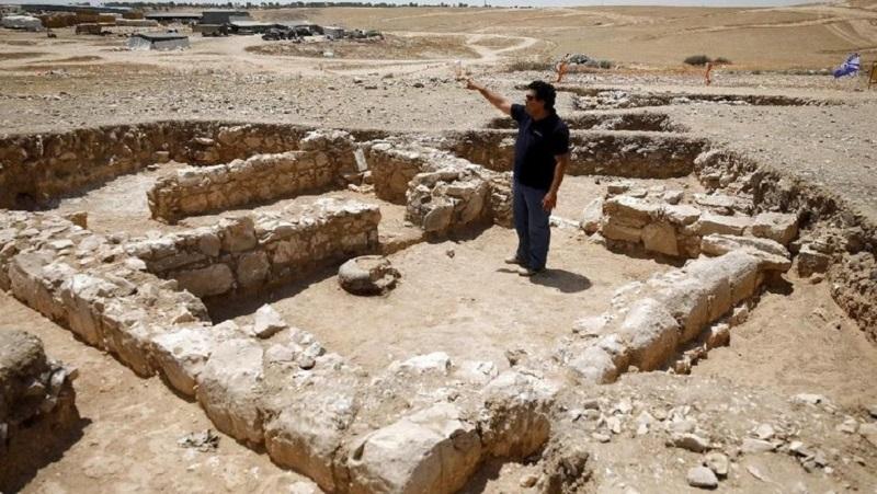 Reruntuhan Masjid dari Era Kedatangan Islam di Israel Ditemukan