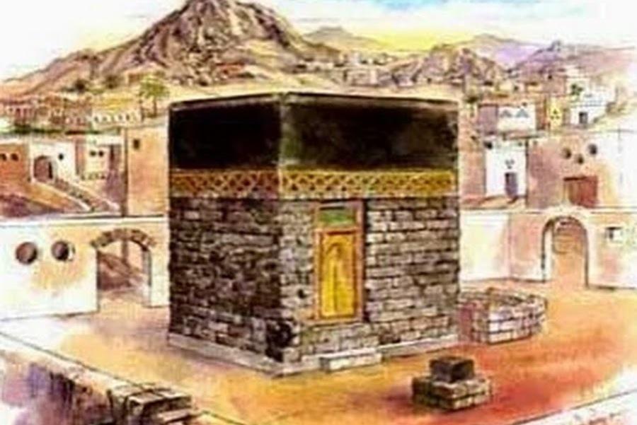Kisah Nabi Muhammad, Utsman bin Thalhah, dan Kunci Ka'bah