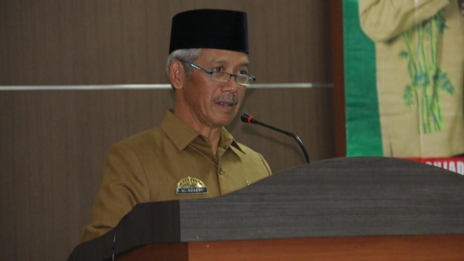 Bupati Pringsewu Ingatkan Jamaah Haji Tak Tinggalkan Budaya Nusantara