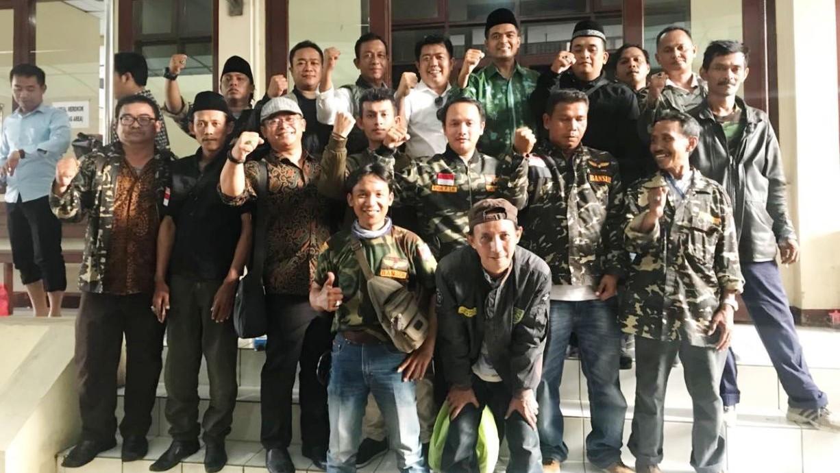 Militansi dan Wawasan Kader Ansor Dimulai Sejak Diklatsar Banser