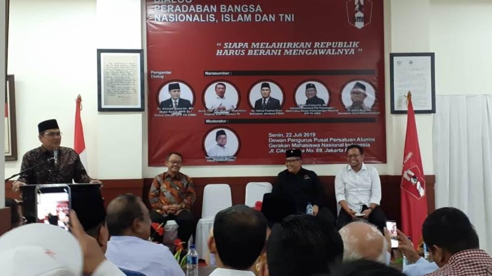 Selama Negara dan Agama Tak Dibenturkan, Indonesia Terbebas dari Konflik