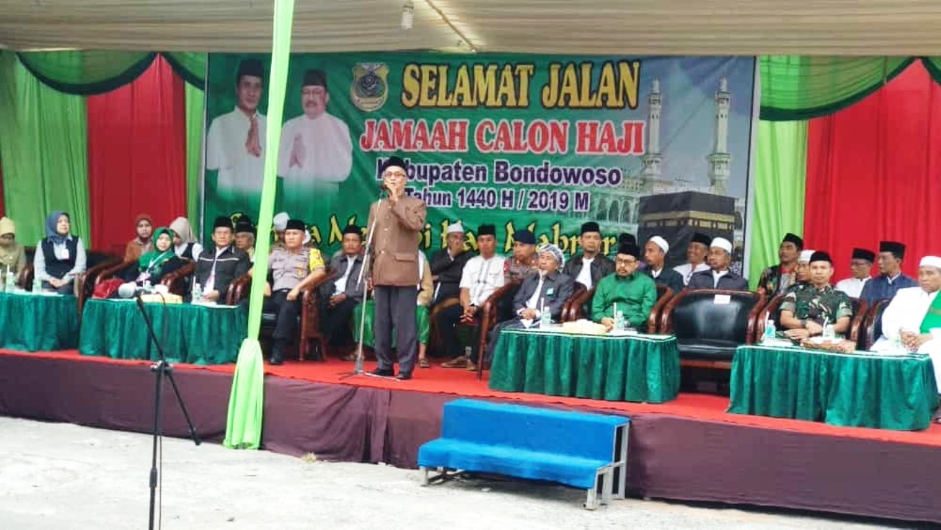 Bupati Bondowoso: Petugas Haji Hendaknya Layani Jamaah dengan Cekatan