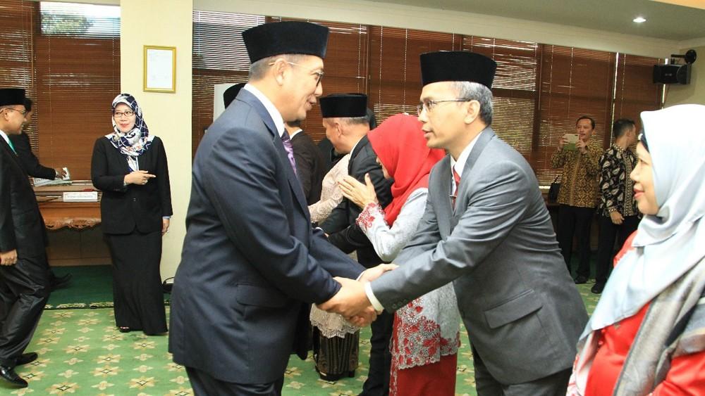 Gantikan Prof Muhibbin, Imam Taufiq Pimpin UIN Wali Songo Semarang