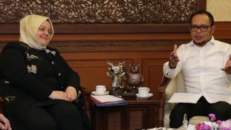 Indonesia-Turki Kebut Bahas Pembaruan Kesepakatan Ketenagakerjaan