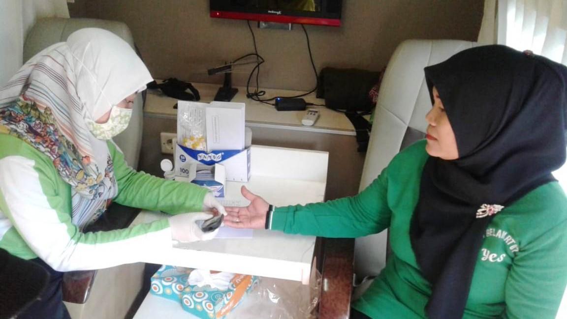 Ikhtiar RSI Siti Hajar Sidoarjo Tekan Penderita Demam Berdarah