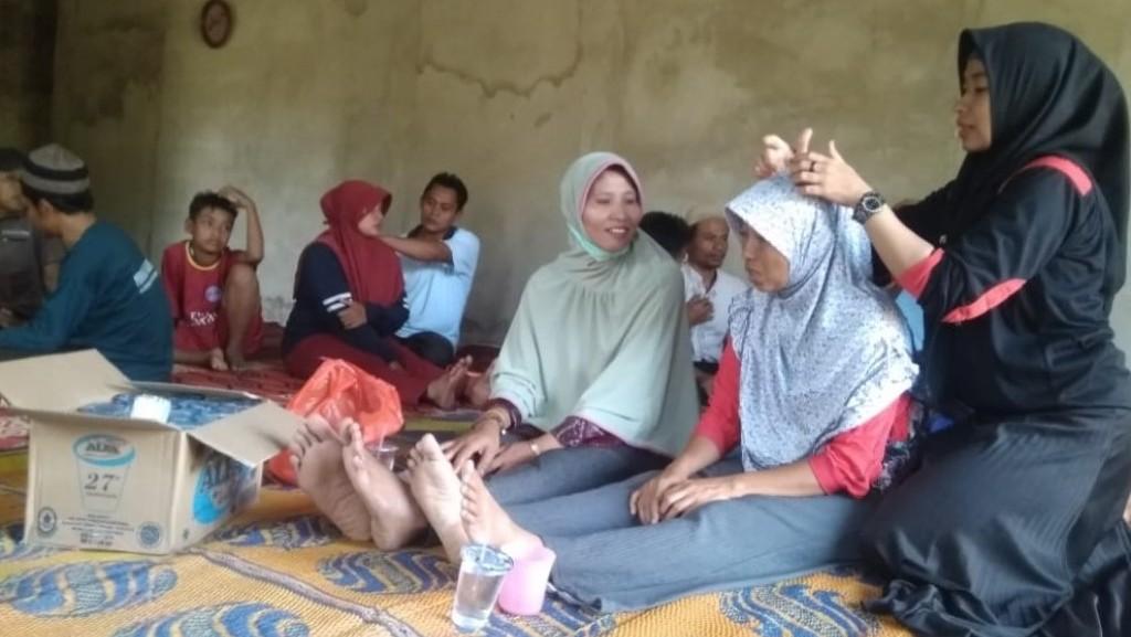 Bakti Sosial ATS, Ansor Banyuasin Semakin Istiqomah dalam Kebaikan
