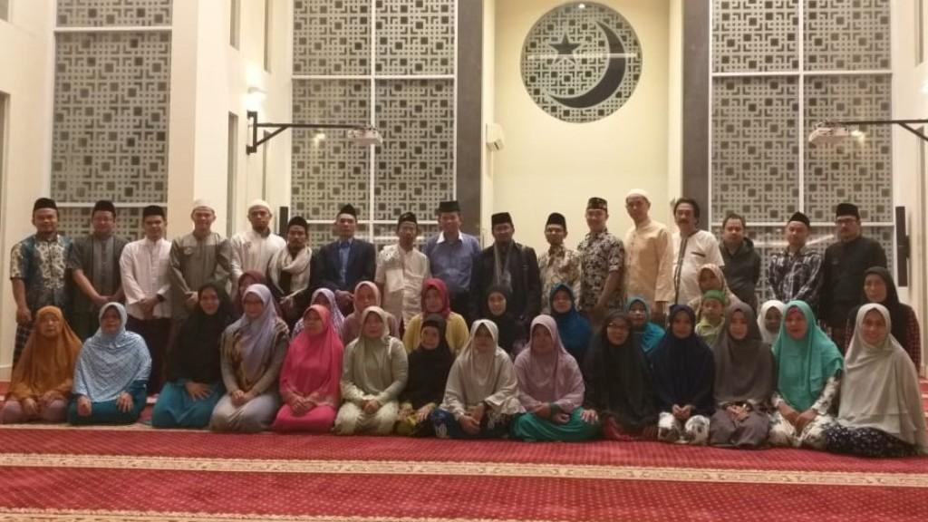 Cara Alumni STAN Tegakkan Aswaja Annahdliyah di Tangsel
