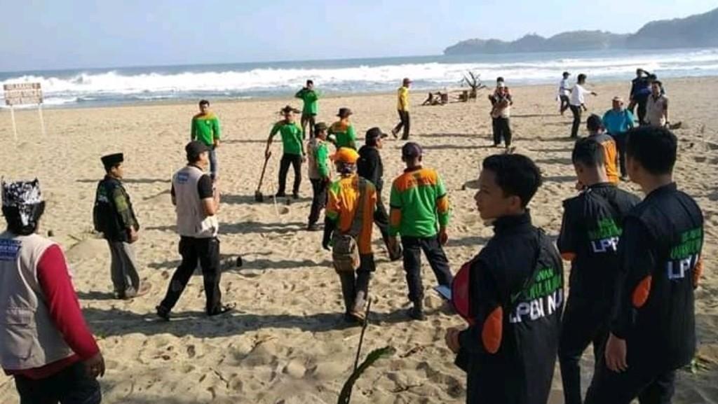 LPBINU Pacitan Turut Sukseskan Destana 2019