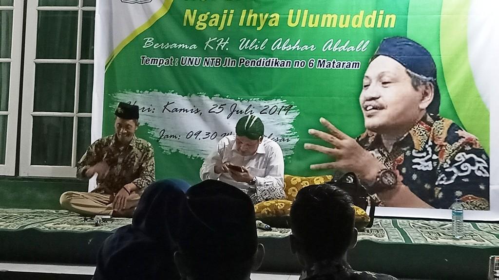 Pemberantasan Korupsi Bisa Dilakukan dengan Ketajaman Tasawuf