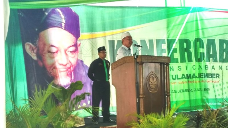 PWNU Jawa Timur: NU Jember Harus Bersatu