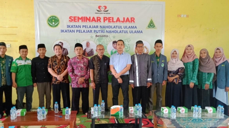 Seminar IPNU-IPPNU Sekadau: Hakikat NKRI Menerima Perbedaan