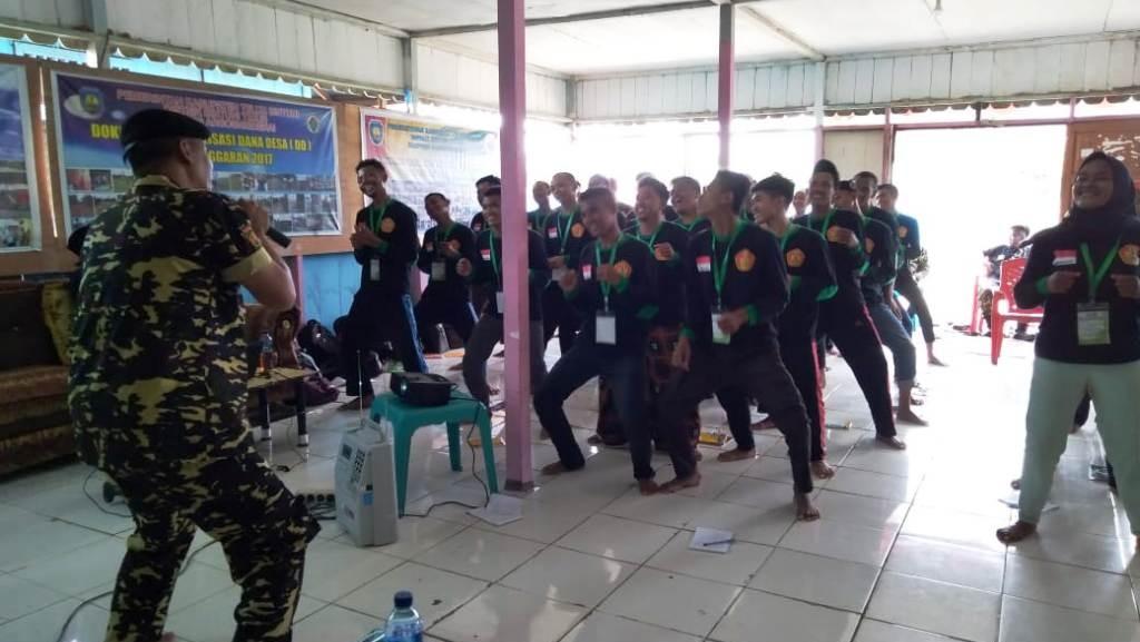 Geliat Ansor Teluk Bintuni Papua Barat Lahirkan Kader Militan
