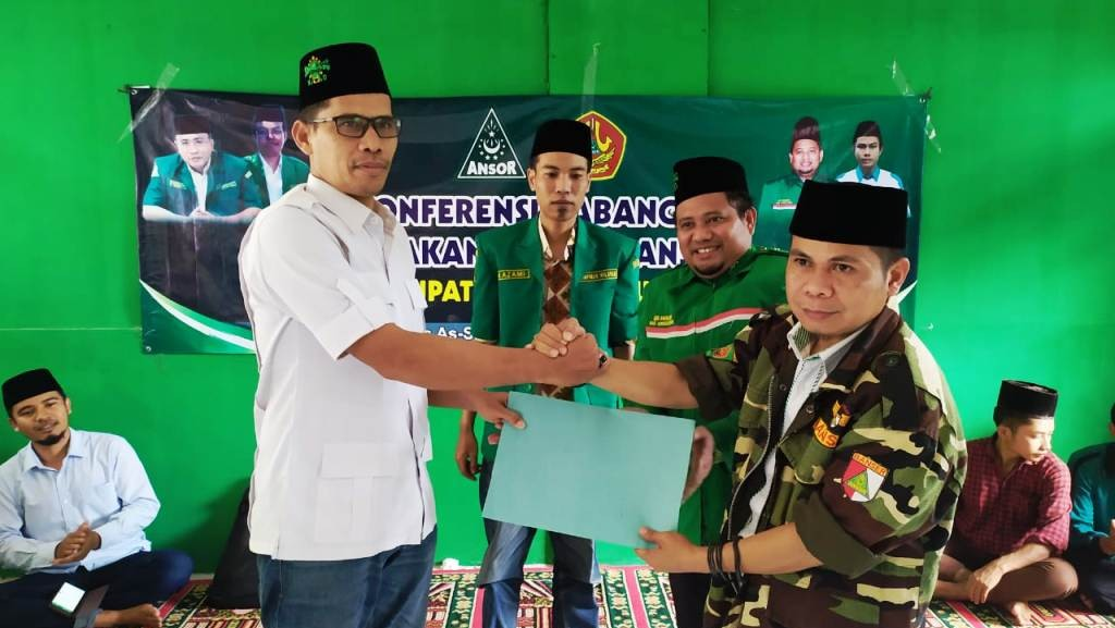 Ketua Ansor Lombok Utara Ajak Semua Kalangan Jaga Kebersamaan