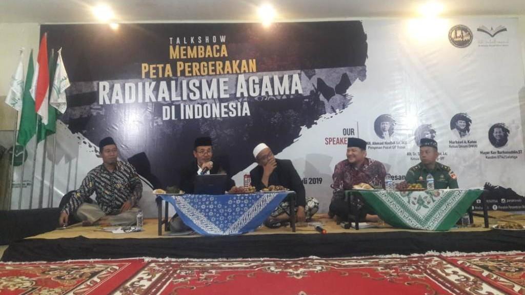 Alumni Al-Azhar Mesir Perkuat Pemahaman Moderasi Islam