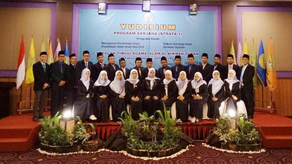 Bercorak Pesantren, STAI Al-Hikmah Tuban Ajarkan Aswaja
