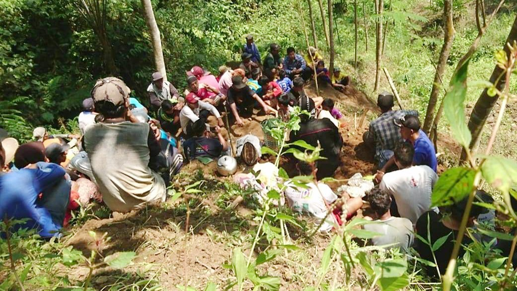 Buka Wisata Desa, Lesbumi Pekalongan Gelar Selamatan