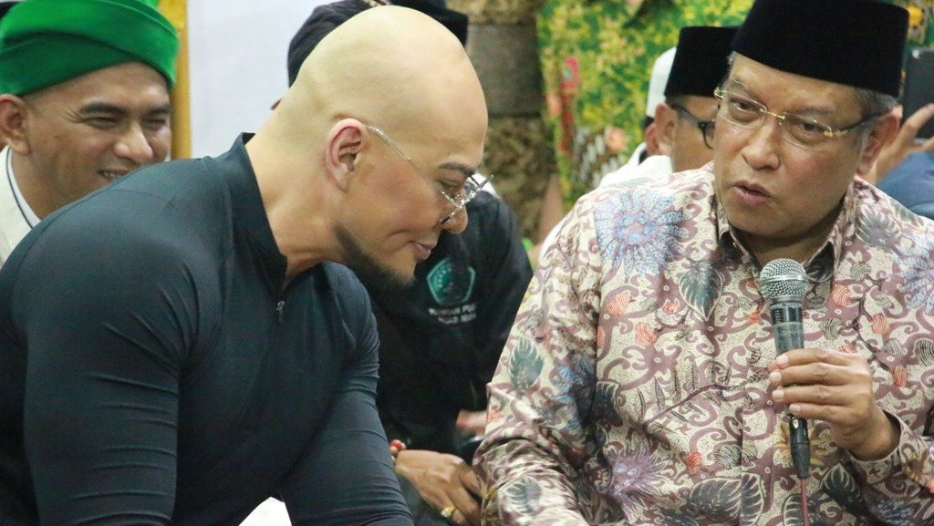 Di Hadapan Dedy Corbuzier, Kiai Said: Islam Bisa Hapus Dosa yang Telah Lalu