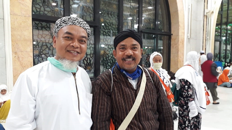 Mudahnya Mengenali Jamaah Haji Indonesia di Masjidil Haram