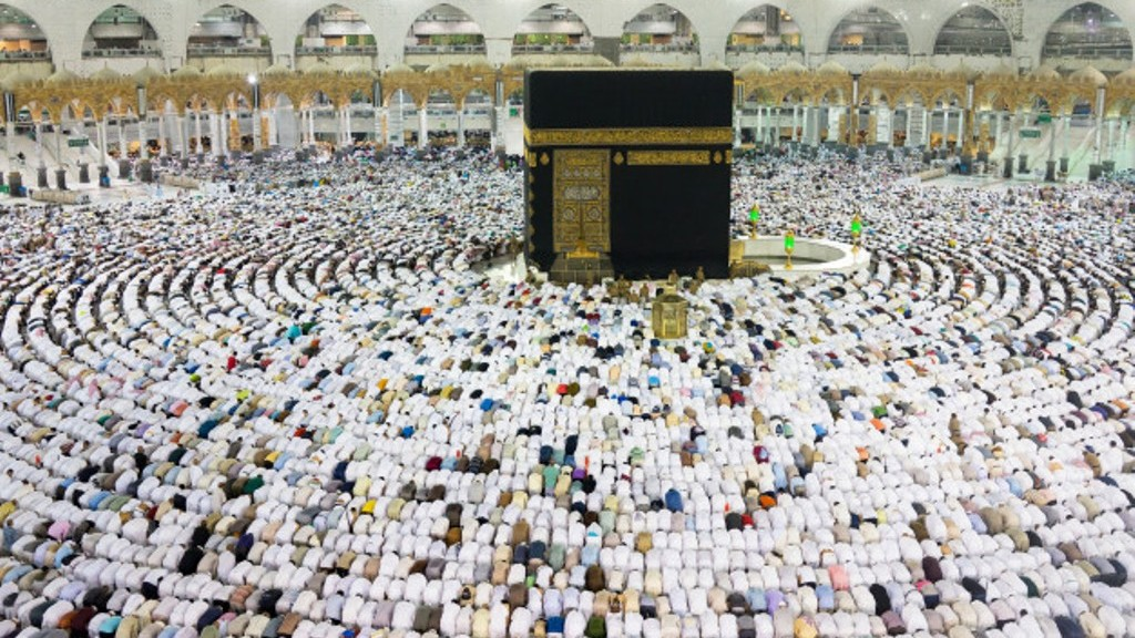 Saudi Tetapkan Hari Pertama Haji Musim Ini 9 Agustus