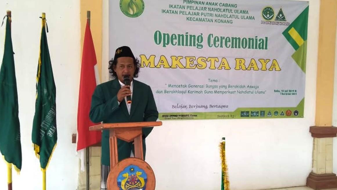 IPNU-IPPNU di Kawasan Bangkalan Sukses Gelar Makesta Raya