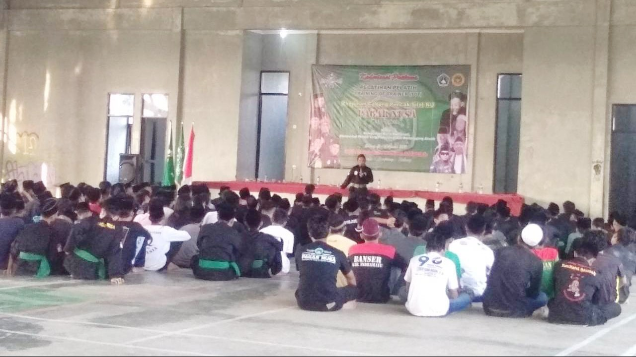 Tingkatkan Kapasitas, Pagar Nusa Subang Gelar ToT