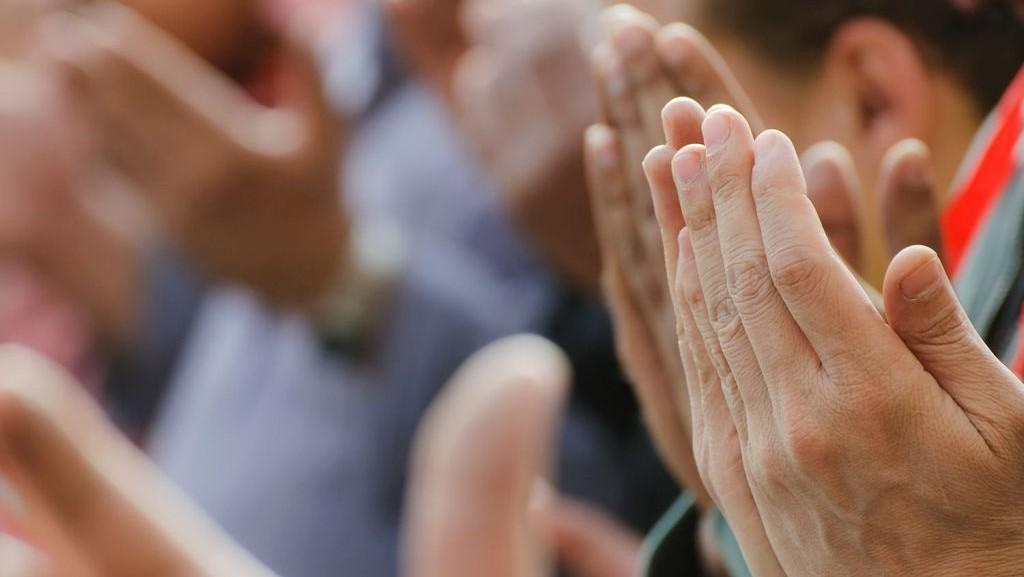 Doa Melepas Keberangkatan Jamaah Haji