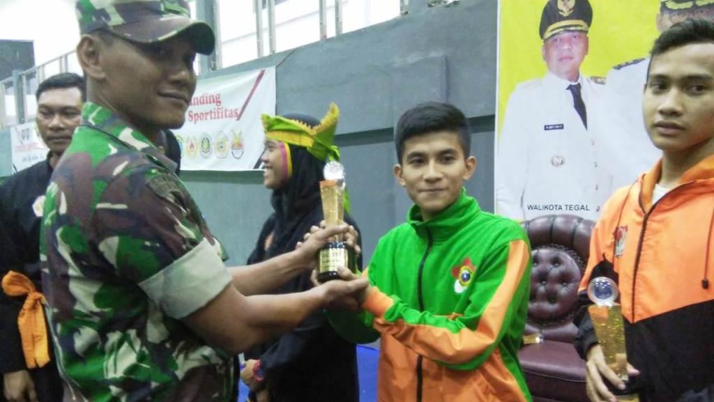 5 Pesilat Pagar Nusa dari Blitar Juarai Lomba Internasional