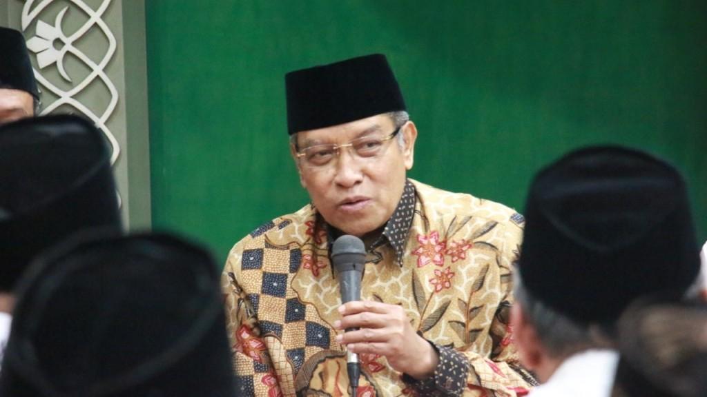 Ketum PBNU: Mbah Moen Sosok Ulama Sangat Tawadlu