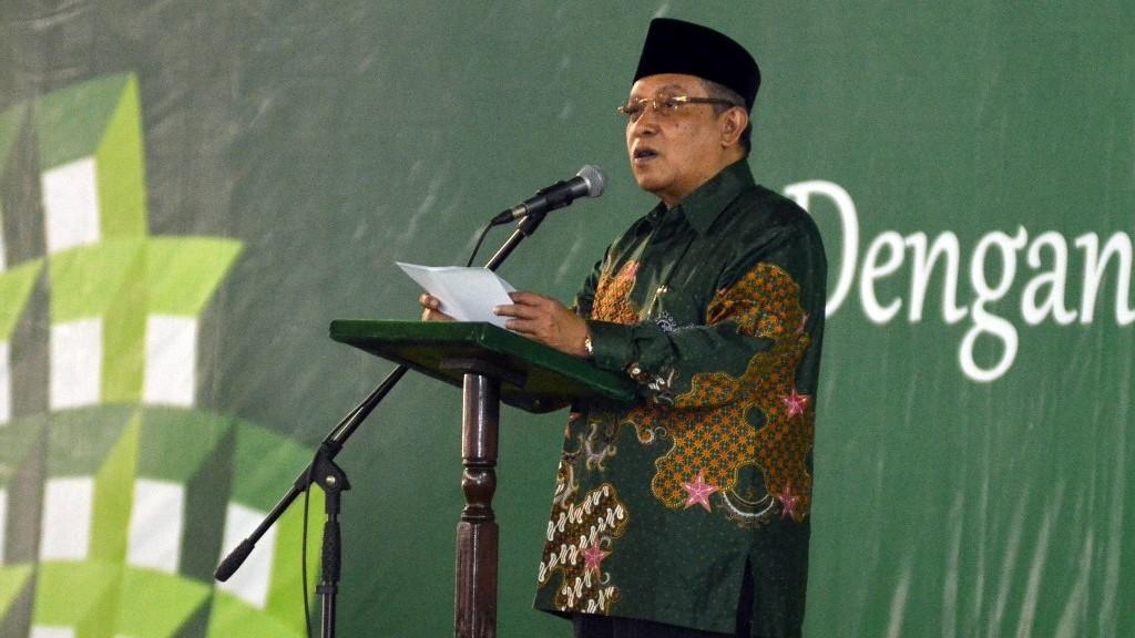 Khutbah Idul Adha, Kiai Said Ungkap Tantangan Nabi Ibrahim Menjaga Tauhid