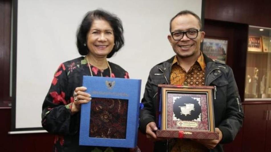 Indonesia-Malaysia Berbagi Informasi soal Konsep SDF dan UB