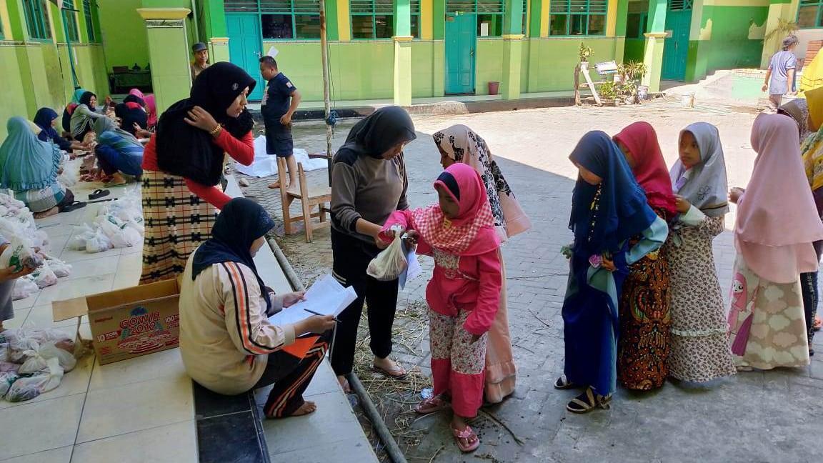 Kenalkan Sejak Dini, SD Al-Islam Surabaya Tiap Tahun Adakan Kurban