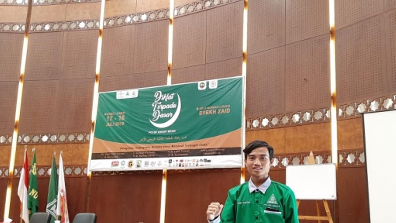 Kuliah di Mesir, Santri Nuris Aktif di Ansor