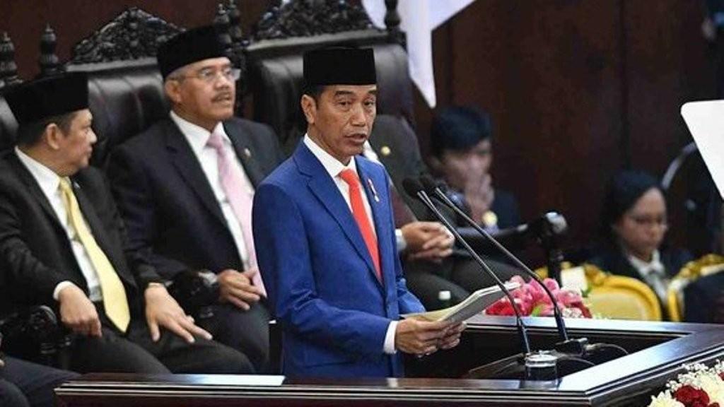 Isi Pidato Lengkap Presiden Jokowi di Sidang Tahunan MPR 2019